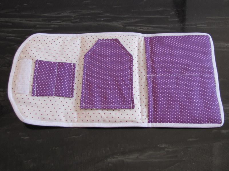Bolsa Manicure Passo A Passo : Kit manicure prendadinhas artesanato